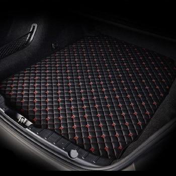 Car trunk mats for kia sportage ql optima k5 rio 4 x-line sorento niro soul ceed carnival k7 accessories Cargo Liner Boot Carpet