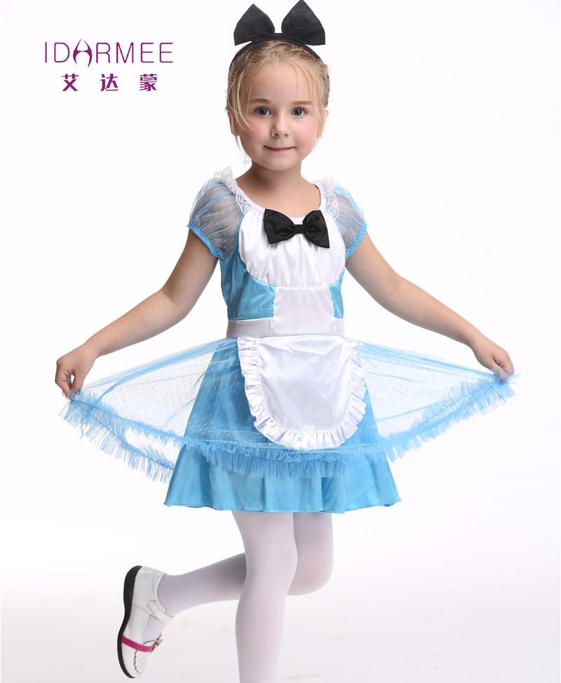 Online Get Cheap Kids Maid Costume -Aliexpress.com ...