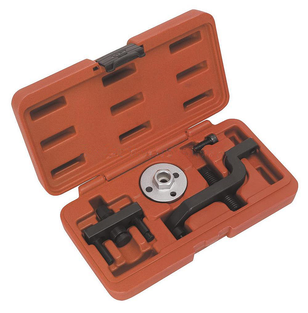 Hot Sale ! Engine Water Pump Removal Tool Set For VW 2.5 TDi PD Automobile Repair Tools 2pcs/lot DHL Free