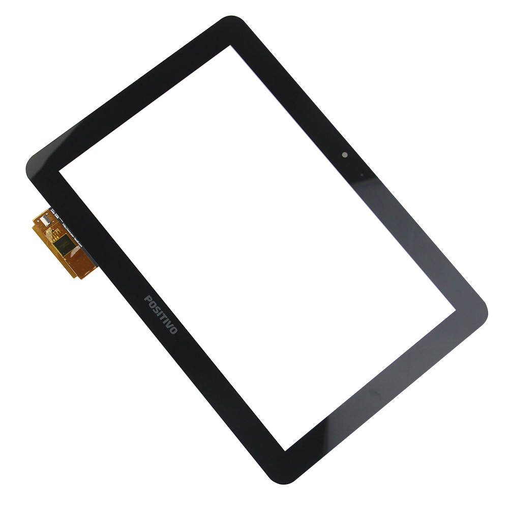 New 10.1 Inch ACE-GG10.1A-382-FPC Touch Screen Digitizer With Rounded Corner