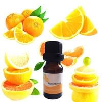 10ml/bottle 100% Pure Organic Orange Aroma Essential Oil For Diffuser Spa Skin Care Essential Oil