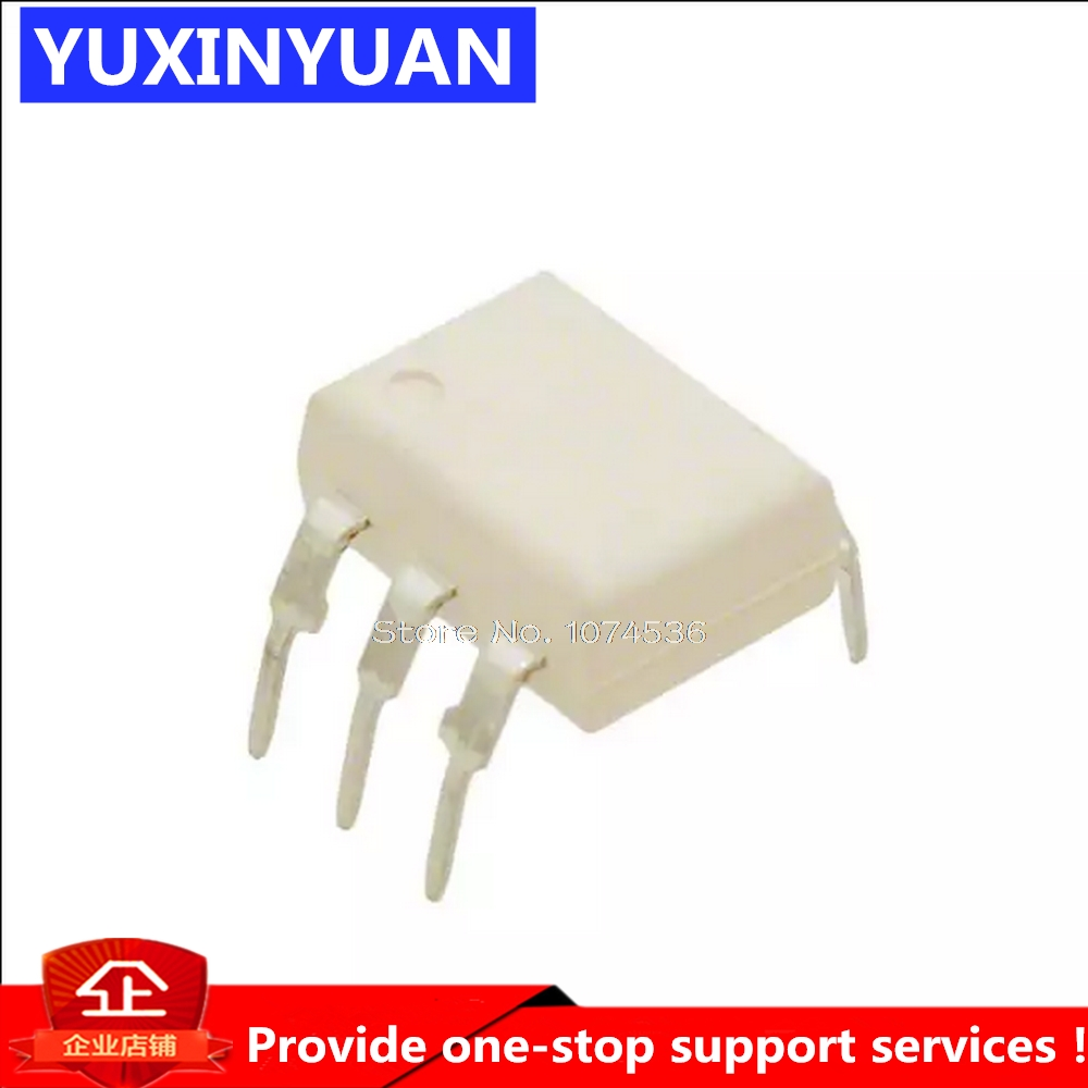 2 Pcs Lot Moc3023 Dip Optocoupler Triac Driver 6 In Integrated Lm358 358 Ic Dual Operational Amplifiers Dip8 Circuit 3023 Light Coupling Into Optoisolator Photoelectric 10pcs