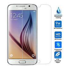 High-quality 0.3mm Tempered Glass For Samsung Galaxy Grand DUOS i9082 i9060 i9063 i879E Grand Neo Screen Glass Protector Case >:(China)