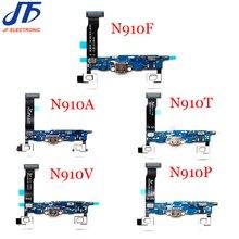 10 adet için Samsung galaxy not 4 N910F N910A N910T N910V N910P N910W8 USB şarj aleti şarj bağlayıcı dock bağlantı noktası fişi esnek kablo