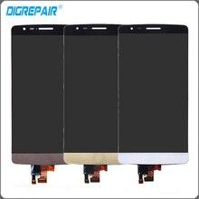Для LG G3 мини D722 D724 D725 D728 D729 IS660 ЖК-дисплей Дисплей Сенсорный экран планшета Полное собрание Запчасти для авто