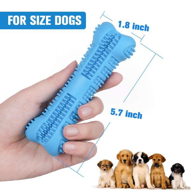 Toothbrush Dog Toy  5