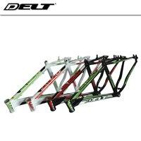 Rama rower górski 26*17 cali rower rama aluminiowa do hamulców tarczowych czarny czerwony biały zielony akcesoria w Ramy rowerowe od Sport i rozrywka na