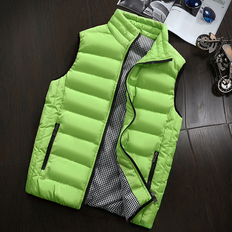 Men's Sleeveless Casual Vest Waistcoat 25