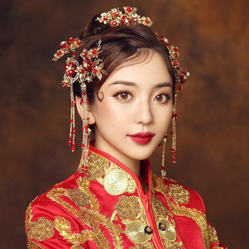 Aliexpress.com : Buy Bridal headwear new antique chinese ...