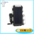 Venda quente 10000 mah solar powerbank 18650 tipo à prova d' água com luz LED
