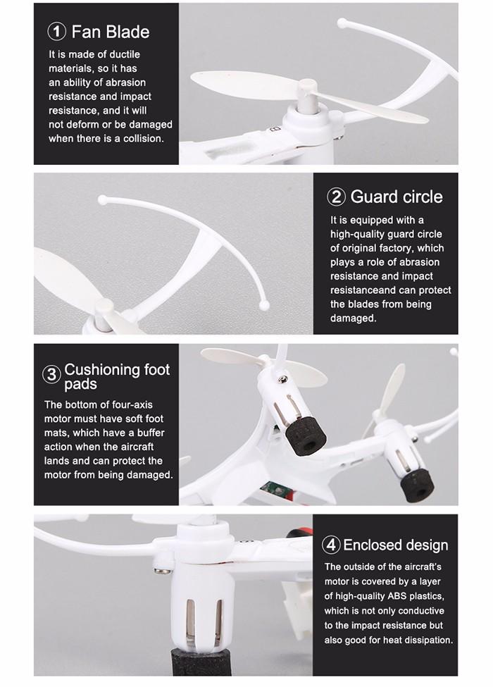JJRC H8 Drone Quadcopter (7)
