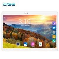 Akıllı Tablet PC Bilgisayar 3G Telefon Görüşmesi Android 7.0 Tablet Pc IPS FHD WiFi GPS Bluetooth FM Octa çekirdek Çift Kamera ve SIM Kart