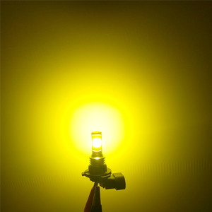 Image 5 - 1Pcs High Power White Yellow LED CSP 72W 5202 H16EU PSX24W LED Bulbs Fog Lights Driving Running Lights For Car 6000K 3000K