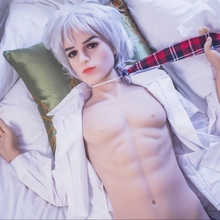 160cm Robot gay Real TPE Man Sex Doll With Big Choosed Penis size fake Dildo Male body For Women Bugger with anal hole