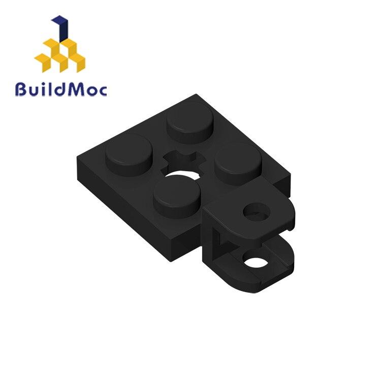 BuildMOC 63082 2x2 Assembles Particles Building Blocks Parts DIY  Educational Creative Gift Toys DIY Enlighten Block Bricks