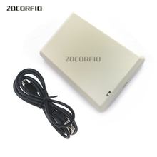 Usb rfid UHF desktop reader writer provide English SDK demo software with free sample testing cards