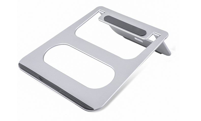 Aluminum notebook laptop stand to protect the cervical spine Nottable Laptop Computer Stand for Macbook
