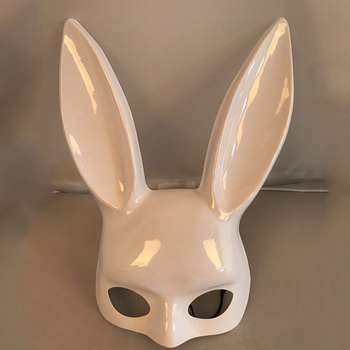 Halloween Laides Bunny Mask 1