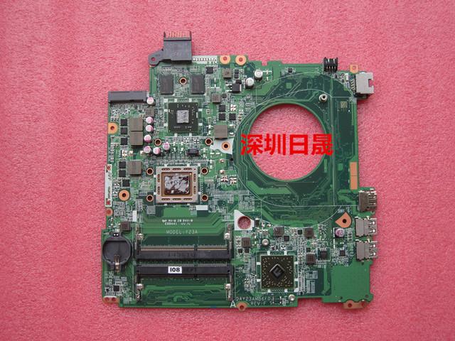 Envío gratis series madre original 766715-501 para hp pavilion 15-p day23amb6c0 rev: c a10-5745m mainboard 100% probado