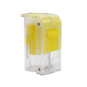 سلم ملكة النحل الماسك علامة زجاجة النحال أداة تربية النحل المعدات البلاستيك الغطاس علامة زجاجة النحل أداة 1 قطعة