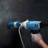 220V Electric Diamond Drill With Water Source Drilling machine 190mm 1800W Y