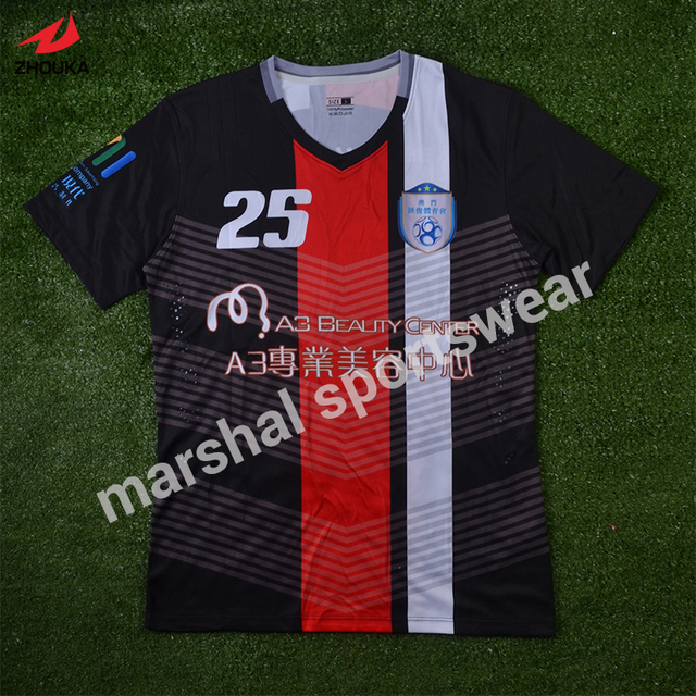 4ed9809f0 free shipping usa style football team shirt custom your own design football  shirt maker soccer jersey Customized Children