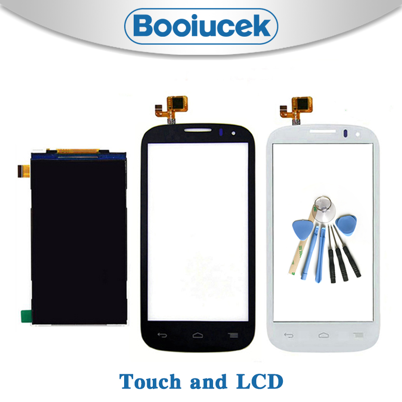 4.5'' For <font><b>Alcatel</b></font> <font><b>One</b></font> <font><b>Touch</b></font> Pop C5 <font><b>5036D</b></font> OT5036 OT5036D Lcd Display With <font><b>Touch</b></font> Screen Digitizer Sensor Replacement or repair image