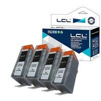 LCL 564XL 4 Pack Black Ink Cartridge Compatible For HP Photosmart D5445 D5460 D5463 D5468 C5324