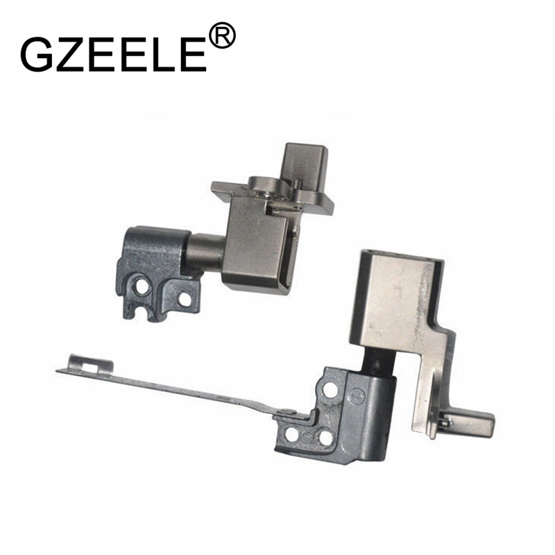 "Image 2 - GZEELE new for IBM for Lenovo for Thinkpad T61 T61p 15.4"" Widescreen LCD Screen Hinges Set L+R 42W2745 42W3655 42W3656 hinge-in LCD Hinges from Computer & Office"