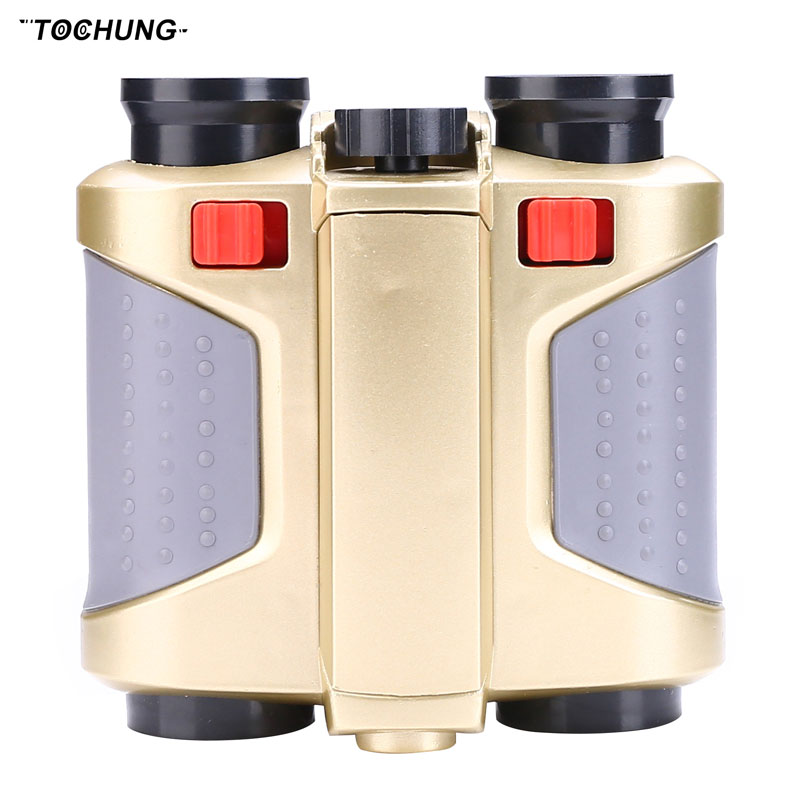 TOCHUNG Ultra-cheap binoculars with light childrens telescopes can be used as gifts for children to explore the world