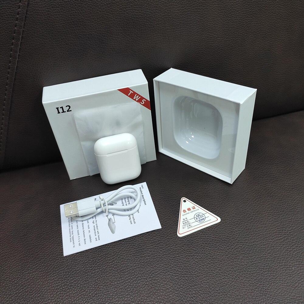 Acheter SWZYOR Mini I12 TWS Bluetooth 5 0 écouteurs Sport