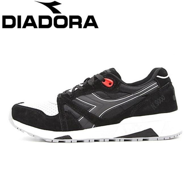 """Prix pour Shippin libre Concepts x Diadora N.9000 Hommes Planche À Roulettes de Chaussures, Haute Qualité Diadora """"Smoking"""" Sport Chaussures 160827/C5762"""