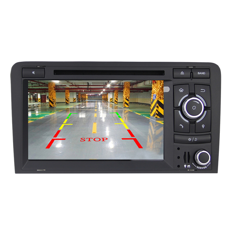 Car radio For Audi A3 2002 2011 2din multimedia dvd player GPS Navigation stereo touch screen For Audi 8P A3 S3 RS3 Autoradio