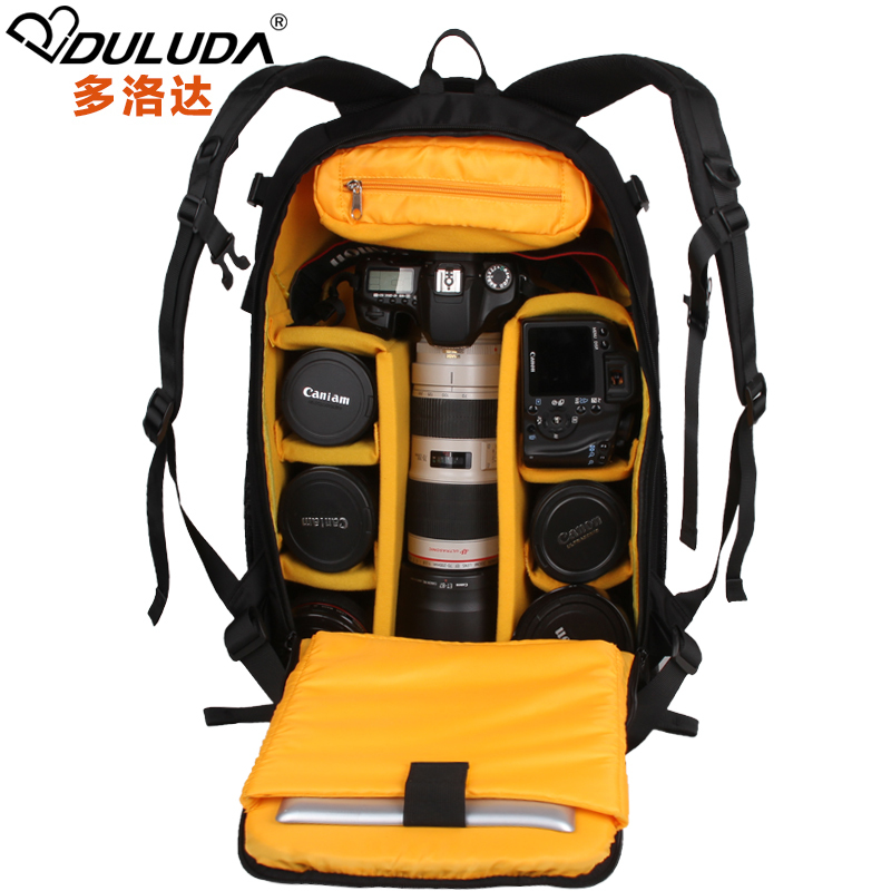 Aliexpress.com : Buy Water Proof Backpack Camera Bag For Canon ...
