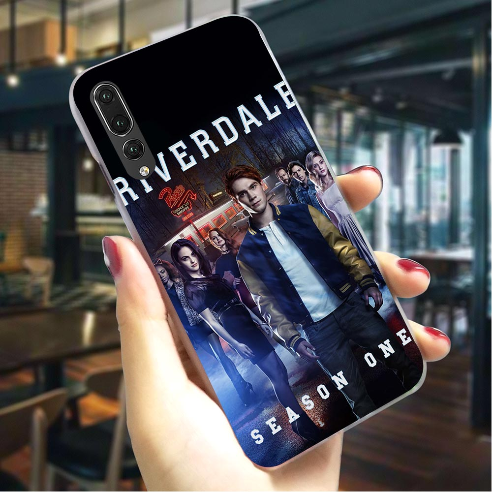 Phone <font><b>Case</b></font> For <font><b>Huawei</b></font> P10 Cover P9 <font><b>Riverdale</b></font> Season Cover P9 <font><b>Lite</b></font> Mini P10 20 30 <font><b>Lite</b></font> Pro P Smart <font><b>Mate</b></font> <font><b>10</b></font> 20 <font><b>Lite</b></font> Pro image