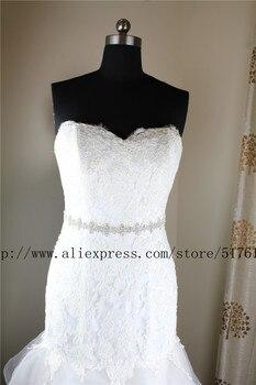 Fashion Rhinestone Motif chain metal chain trim Crystal rhinestone chain trims Wedding dresses Garment accessories