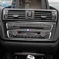 Airspeed для BMW F20 F21 1 серия Аксессуары для салона автомобиля из углеродного волокна кондиционер CD консоль панель накладка Стайлинг автомобиля