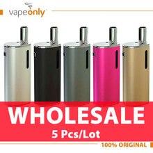 5ชิ้นEleaf iNano Vape Kitบุหรี่อิเล็กทรอนิกส์ที่มี650มิลลิแอมป์ชั่วโมงแบตเตอรี่และ0.8มิลลิลิตรe-น้ำผลไม้ความจุiNanoเครื่องฉีดน้ำถังด้านบนกรอก