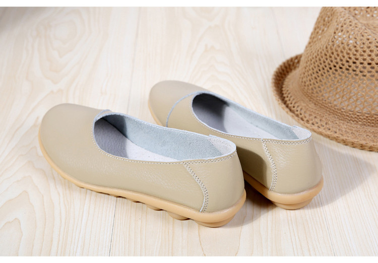 AH 5928-2019 Spring Autumn Woman Flats Casual Women Loafers-17