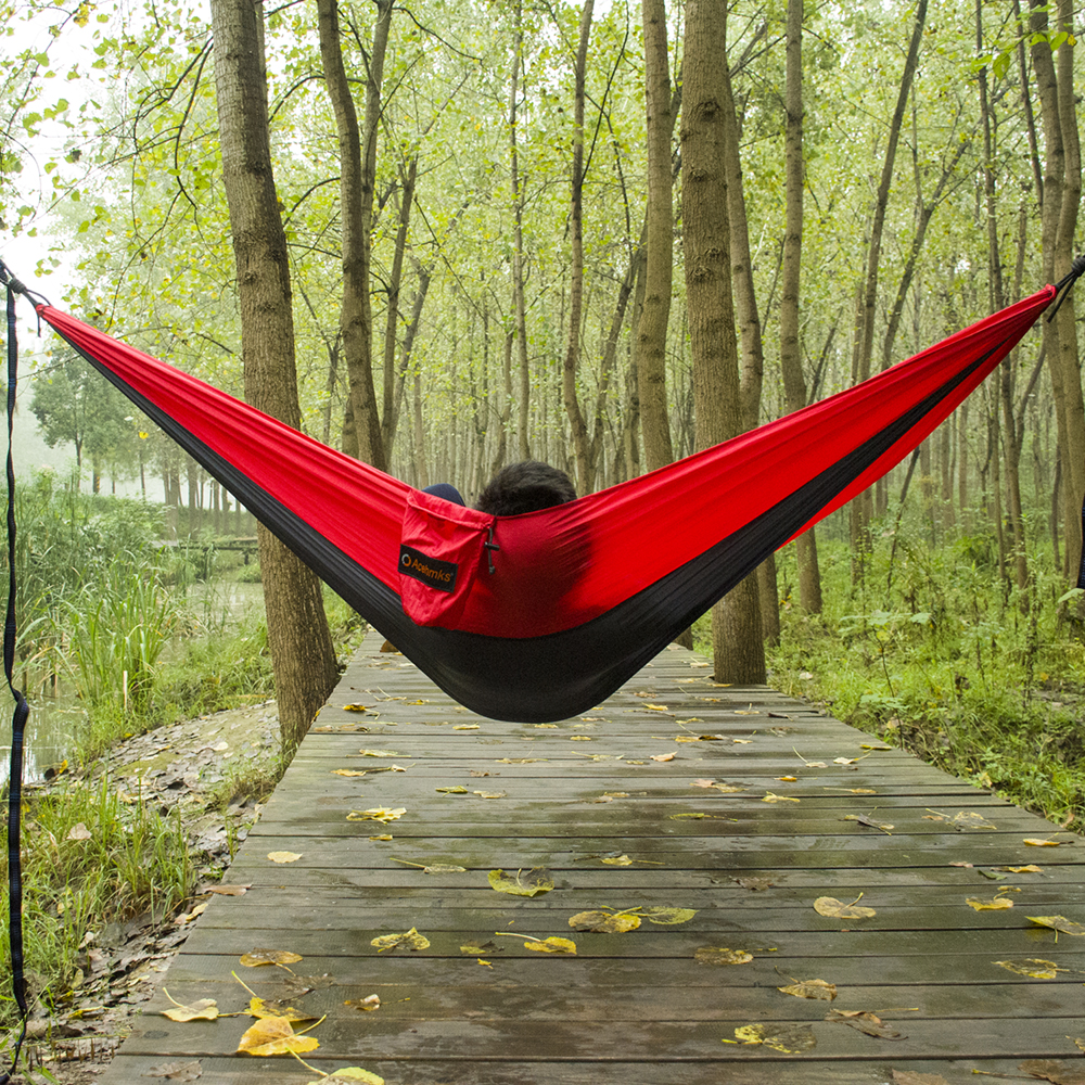 Outdoor Camping Hammocks Garden Sports Home Travel Hanging Hamac Double Person Leisure Furniture Travel Parachute Hammock Outdoor Camping Hammocks Garden Sports Home Travel Hanging Hamac Double Person Leisure Furniture Travel Parachute Hammock