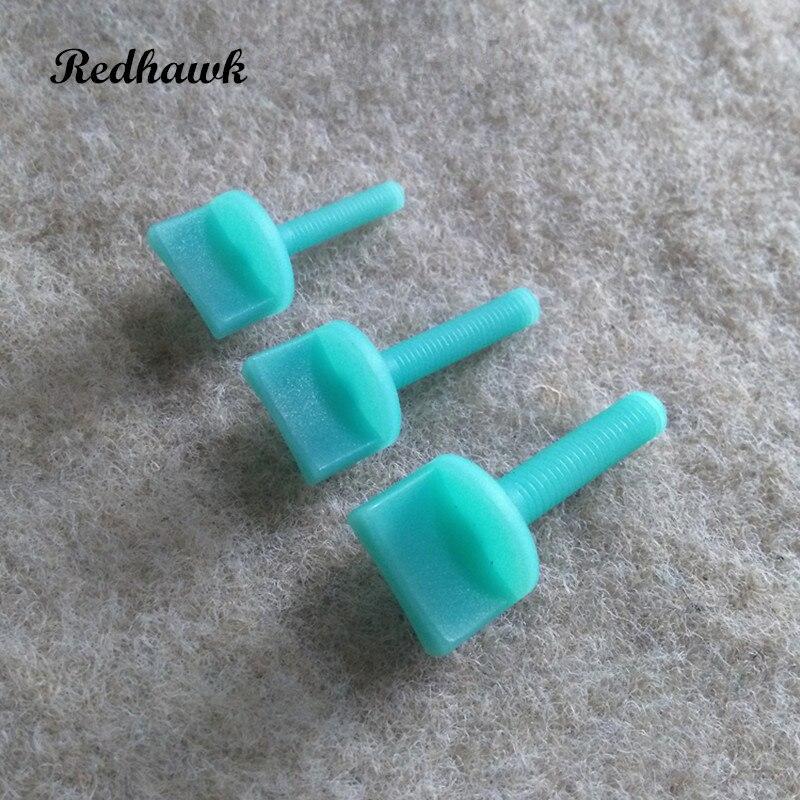 100pcs M4/M5/M6 plastic screws PC transparent bolt PC hand thumb Screw M4/M5/M6*L RC Model accessories free shipping цены онлайн