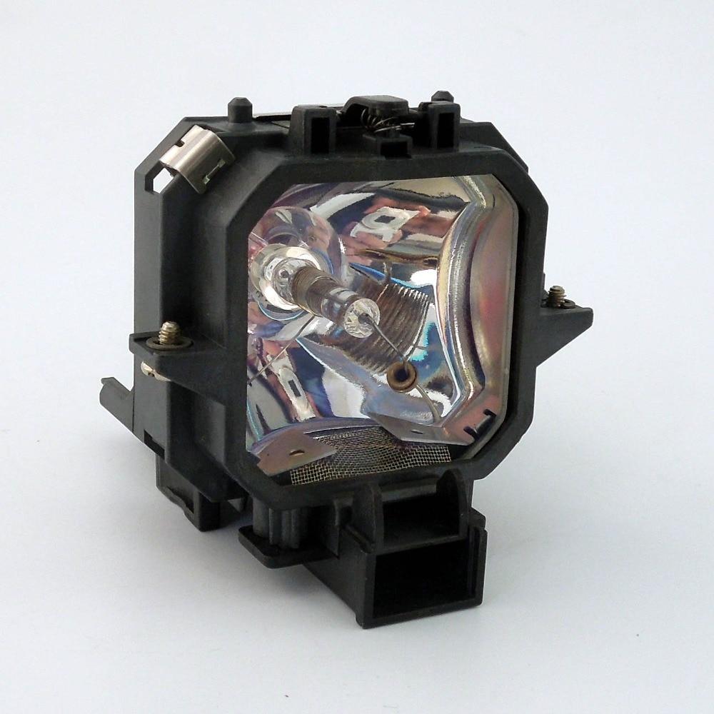 Original Projector Lamp ELPLP27 / V13H010L27 for EPSON PowerLite 54c / PowerLite 74c / EMP-74L / EMP-75 цена и фото