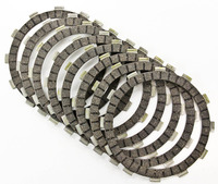 Motorcycle Parts Engines Clutch Friction Plates Kit For Honda CRF450R CRF450 R CRF 450R CRR 450 R 2002 2010 Motorbike