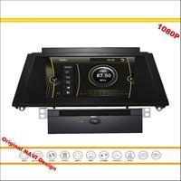 For BMW X5 X6 2011 2014 Big Screen Car Stereo Radio DVD Player GPS Navigation 1080P