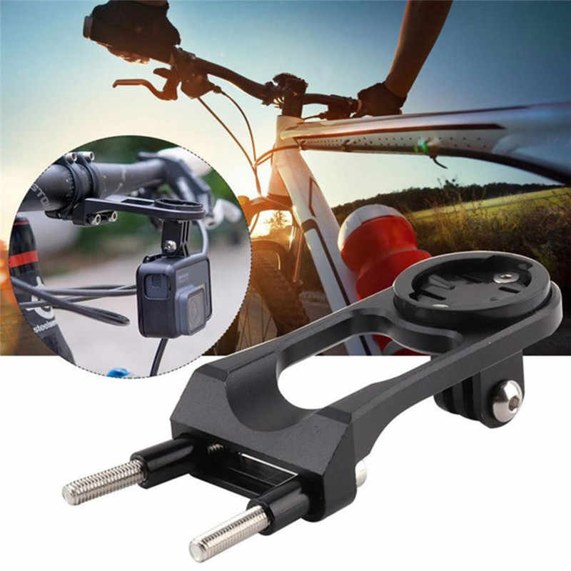 New Arrival 2019 1 Set Practical Bicycle Computer Extension Handle Mounting  Brackets Extension Bracket for Garmin Edge GPS Durab