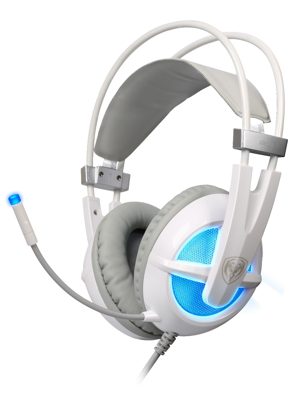 10pcsSomic G938 Gaming Headset Deep Bass Stereo SurroundGame Headphone with Mic and Volume Control for PC