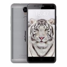 "Tigre 5.5 ""smartphone ulefone android 6.0 4200 mah grande bateria mt6737 quad core impressão digital de telefonia móvel 4g lte desbloqueado otg"