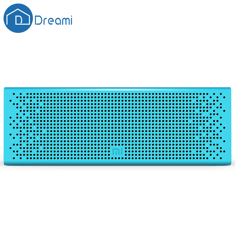 Buy Dreami Original Russian Warehouse Xiaomi Mi Bluetooth Speaker Metal Body Wireless Hands-free Support TF Card For Mobile Phone for $69.99 in AliExpress store
