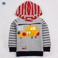 Novatx bebé chaqueta de los muchachos capa del muchacho niños de alta calidad niños niños de la chaqueta outwear niños ropa a4455