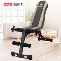 TB208 Supine board sit ups, fitness equipment, home abdominal ABS, body building board, abdominal device, dumbbell stool.